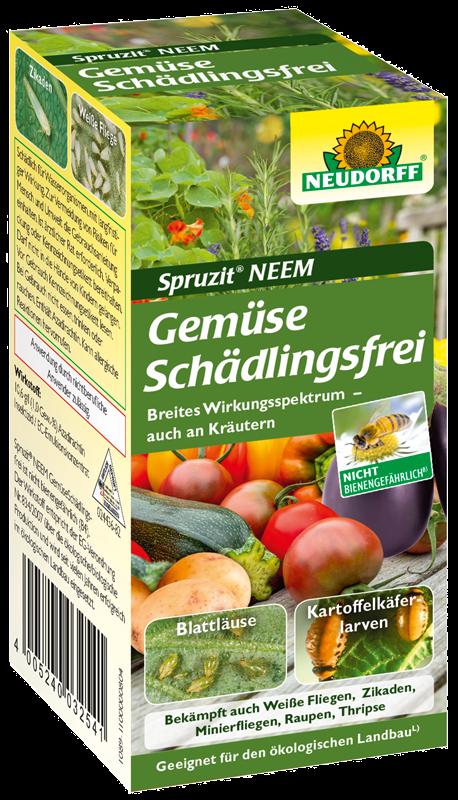 Neem GemüseSchädlingsfrei