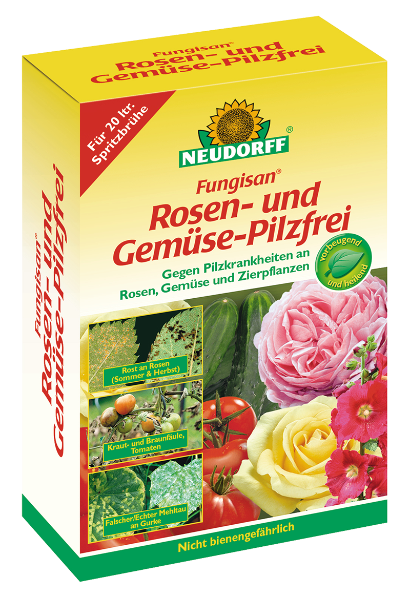 Fungisan Rosen- und Gemüse-Pilzfrei