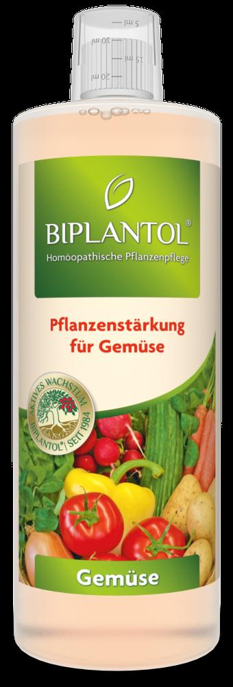 BIPLANTOL® Gemüse