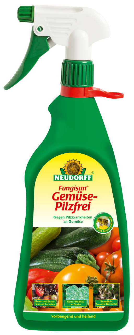 Gemüse-Pilzfrei
