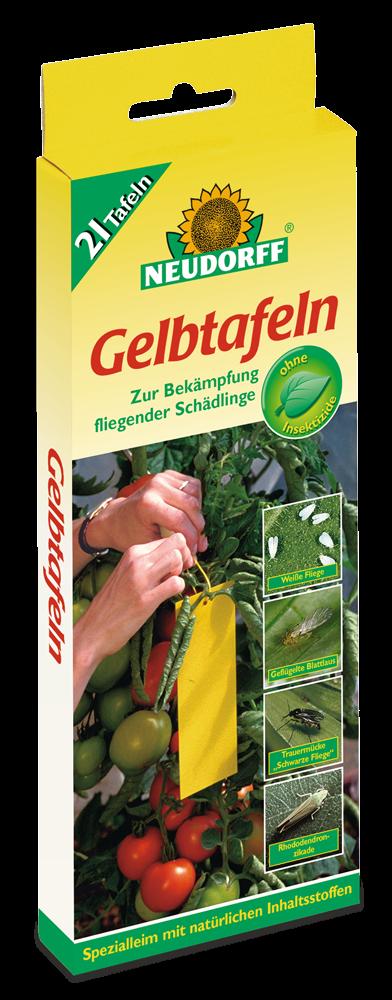 Gelbtafeln / Gelb-Sticker